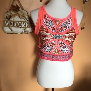 Nanette Lepore activewear/yoga/sports bra large
